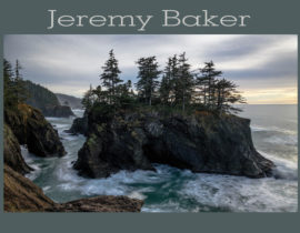 Jeremy Baker, Featured Artist for August 2017