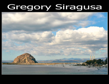 Gregory Siragusa, Guest Artist for July 2017