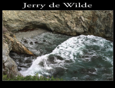 Jerry de Wilde, Guest Artist for August 2017.