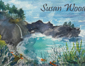 Susan Wood, Featured Lower Gallery Artist for October 2017