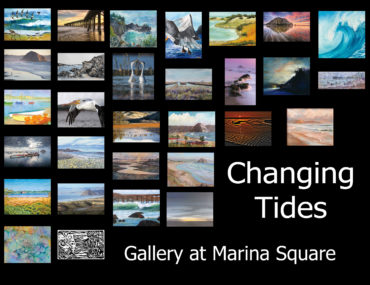 CHANGING TIDES – Featured Group Show for December 2017