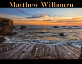 Featured Artist for January 2017, Matthew Wilbourn