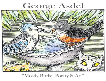 Featured Artist for January 2017, George Asdel