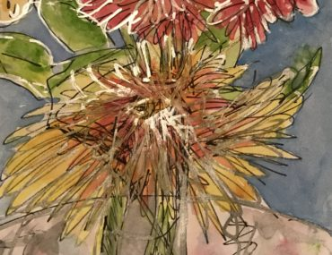 Dottie Phelps Visker, Featured Artist for April 2018