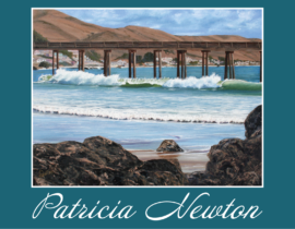 Patricia Newton, Featured Artist August 2019