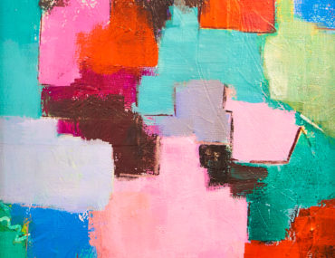 A Tangle of Textures, Featured Artist Group Show for September 2019