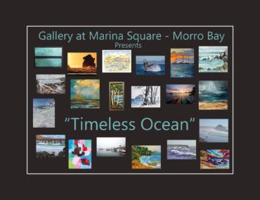 Timeless Ocean, Featured Artist Group Show for December 2019