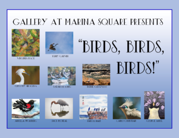 Birds, Birds, Birds! A Featured Artists Group Show for January 2020