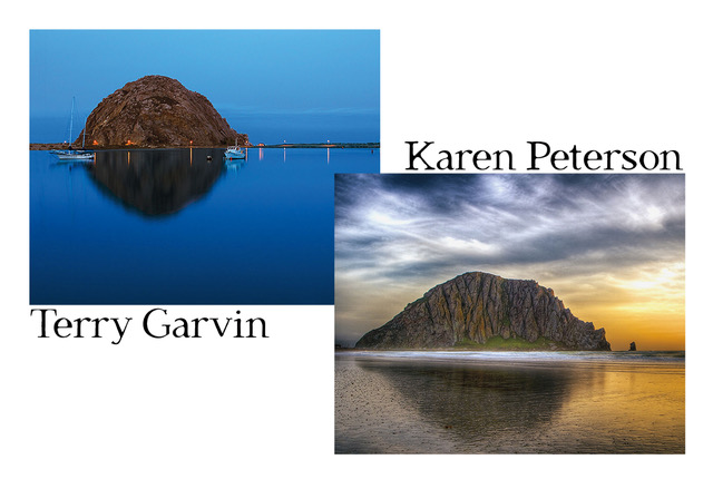 Terry Garvin & Karen Peterson, Featured Artists September 2020