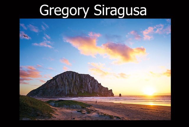Gregory Siragusa, Featured Artist September 2020