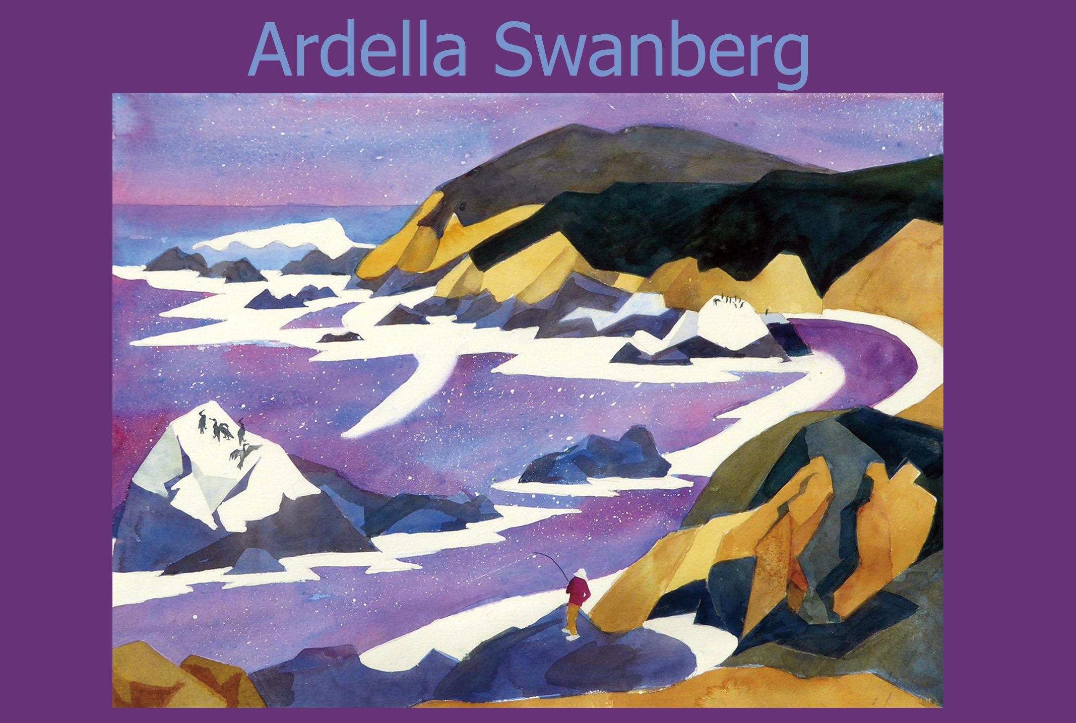 Ardella Swanberg, Featured Artist June 2021
