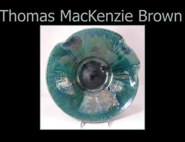 Thomas Brown, Featured Craft Artist, August 2021