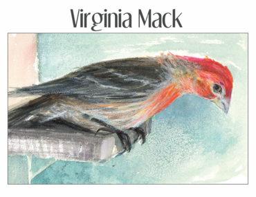 Virginia Mack, Featured Artist, August 2021