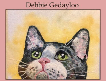 Debbie Gedayloo, Featured Artist, September 2021